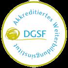 DGSF Akkreditiertes Weiterbildungsinstitut