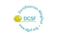 Wir sind Mitglied im DGSF